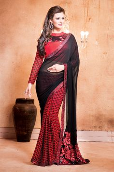 Trendy Pure Fabric Sarees available at Best Price, ₹1000 Signup Bonus and Get Express Free Delivery, Shop here - http://www.samyakk.com/sarees/designer-sarees/pure-fabric-sarees#/page/1