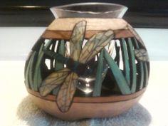 Dragonfly Gourds, Vase, Ideas, Home Decor, Homemade Home Decor, Pumpkins, Flower Vases, Interior Design, Decoration Home