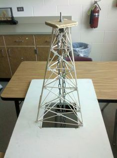 Spaghetti Tower, School Projects, Projects To Try, Science Boards, Tower Design, Event Ideas, Crafts For Kids, Drawings, Model