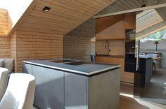Küche Beton/ Prep-Kitchen/ Kochinsel/ Bora/ The Kitchen Club Kirchberg in Tirol Kitchen Club, Kitchen Island, Kirchen, Home Decor, Carpentry, Island Kitchen, Decoration Home, Room Decor, Home Interior Design