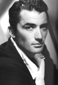 Gregory Peck. <3 The world seriously needs more of this!!
