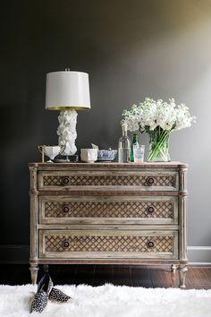 Nightstand essentials: http://www.stylemepretty.com/living/2015/07/25/top-7-nightstand-essentials/