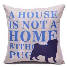 Cat Series Cushion Throw Pillow Cotton Linen Funny Cat Dog Cushion Sofa Chair Car Home Decorative Throw Pillow Cojines Flamingo
