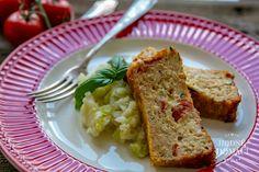 Hlívová sekaná | Hodně domácí Low Carb Recipes, Vegetarian Recipes, Healthy Recipes, Healthy Food, Meatloaf, Cornbread, Banana Bread, Paleo, Ethnic Recipes
