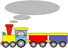 vzdělávací portál - učení online - náměty pro předškoláky, ale hlavně 1.stupeň Train Illustration, Teaching, Education, School, Books, Colors, Libros, Book, Schools