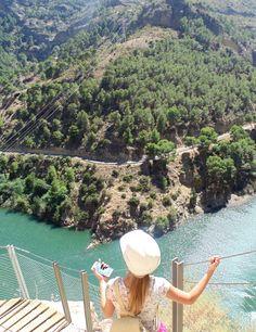 Caminito Del Rey. Malaga's Mountains.  Montañas. @ Paulin Golovašovaitė