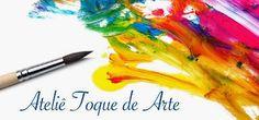 Toque de Arte - Ateliê  Iray Denzin - Rio Claro/SP