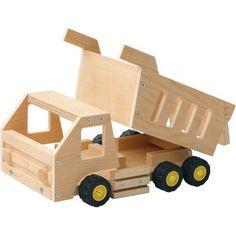 Dump Truck Hobby Kit for Children