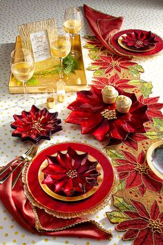 Our pretty poinsettia plate is a festive addition to your holiday tablescape, and it brings seasonal elegance to any shelf or table, especially filled with your favorite goodies. Happy Christmas Day, Cottage Christmas, Christmas Dishes, Xmas, Christmas Time, Christmas Crafts, Christmas Table Settings, Christmas Table Decorations, Tree Decorations