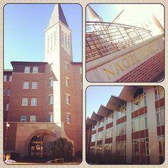 Residence Halls Nelson, Nagel, and J-Mac at the University of Denver