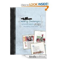 Real Life Scrapbooking Weekly Challenges    *don't have hard copy*