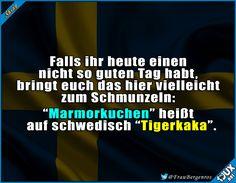 Schwedisch ist eine tolle Sprache! ^^