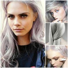 Platinum hair♥