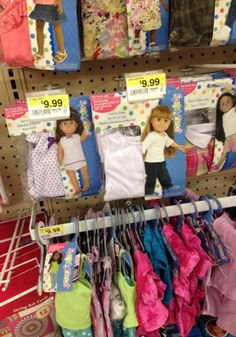 How to Dress Your American Girl Doll for Cheap: Frugal Doll Clothes