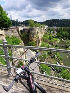 Juli_e_cycle au Lux pour Velafrica!  #velo #bicyclette #veloelectrique #ebike #vae #tourdefrance #cyclingtour #cyclotourisme #RestartCycleTourism #ardennes #cyclingtour #juli_e_cycle #velafrica #luxembourg