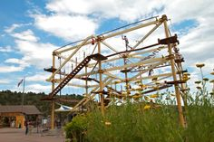 The Cave of the Winds' newest aerial adventure, the Bat-A-Pult isn't your typical zipline ride. The Bat-A-Pult leaves from its roost at the edge of Williams Canyon and swoops along at heights of up to 100 feet and speeds of nearly 30 mph.