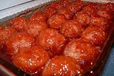 Ham Balls!!! A must have Iowa dish!!!