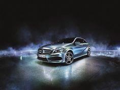 New #Mercedes #A-klasse