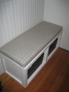 modern jane: The $16 Bench