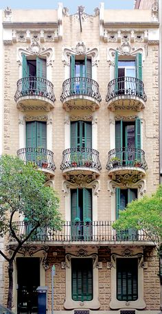 Barcelona - Av. República Argentina 082 b | von Arnim Schulz