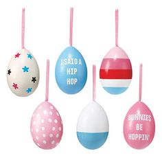 Easter Egg Ornaments Set of Shop Avon online for great holiday decor. Easter 2018, Easter Party, Easter Tree, Easter Eggs, Hip Hop, Easter Table Decorations, Skin So Soft, Easter Baskets, Holidays And Events