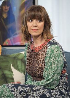 Opening up: Emmerdale stars Zoe Henry and Jonathan Wrather have candidly discussed the controversial rape storyline surrounding their characters Emmerdale Characters, Wave Hairstyles, Soap Stars, Beachy Waves, Monday Night, Long Bob, Soaps, Everyday Fashion, Bangs