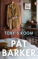 Toby's Room by Pat Barker. Compulsively readable as ever. PPp-p-p-ppick up a Pat Barker