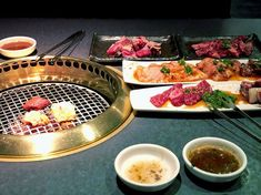It is always best time for eating Yakiniku!!. For sure our authentic Japanese Yakiniku will satisfy your taste buds and make you dinner memorable with smile. . Yakiniku Gen 250 E 52nd St New York NY 10022 (212) 602-1129 We accept reservation!! . Business Hour Mon 5:00 pm - 11:00 pm  Tue 5:00 pm - 11:00 pm  Wed5:00 pm - 11:00 pm  Thu 5:00 pm - 11:00 pm  Fri 5:00 pm - 2:00 am  Sat 5:00 pm - 11:00 pm  Sun 5:00 pm - 11:00 pm