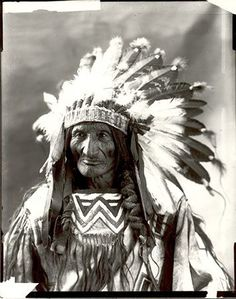 Red Fly - Oglala - 1900
