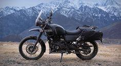 Royal Enfield Himalayan Adventure Motorcycle 2