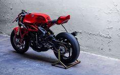 Download wallpapers Deus Ex Machina, AgoTT, tuning, MV Agusta Brutale, superbikes, MV Agusta