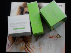 La belleza está de moda y a Montse también le ha llegado su lote de productos cosméticos de Oriflame, ¡Vas a estar impresionante!