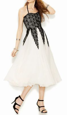 Free People Freda Halter-Neck Midi Flared Ball Gown - Probable Prom Dress @ $150