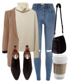 Untitled #4783 by laurenmboot on Polyvore featuring polyvore, fashion, style, Isabel Marant, Oasis, River Island, H&M, Nomadic and clothing
