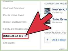 How to Leverage Your Facebook 'About Me' Section When Job Hunting.   http://bit.ly/1hcRyEh