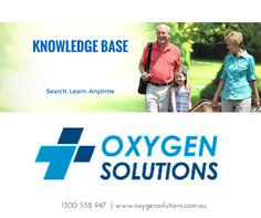Educate yourself through the Oxygen Solutions Knowledge Base about all things related to COPD, Oxygen Therapy and more.http://oxygensolutions.com.au/knowledge/