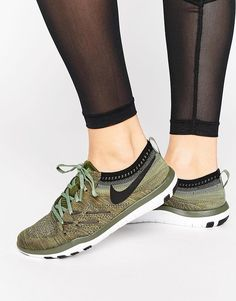 new style dbd9b 5543d Shop Nike Free Tr Focus Flyknit Trainers at ASOS.