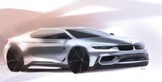 BMW sketches on Behance Bmw Sketch, Bmw Convertible, Bmw Design, Bmw 328i, Bmw 3 Series, Bmw Cars, Transportation Design, Cars And Motorcycles, Cool Pictures