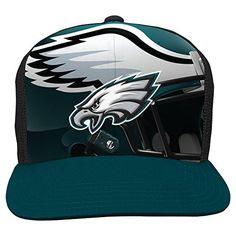 a6fd034b938 Amazon.com   NFL Baltimore Ravens Boys 8-20 Stealth Flat Brim Hat with Mesh  Back