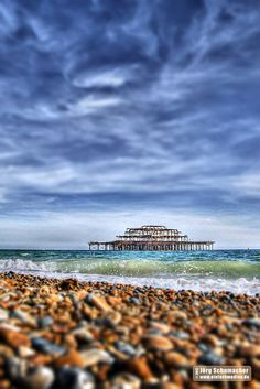 Photograph Brighton Pier, England  by Jörg Schumacher | einfachMedien.de on 500px