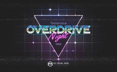 Testarossa Overdrive by Mikedgrafico , via Behance
