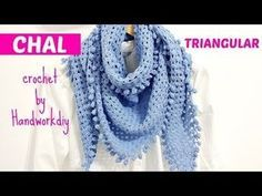 Crochet Little Dots Will Do Ya Granny Afghan Love Crochet, Diy Crochet, Crochet Baby, Crochet Triangle, Crochet Squares, Prayer Shawl Patterns, Crochet Carpet, Crochet Shawls And Wraps, Crochet Videos