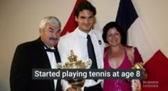 The incredible life of Roger Federer