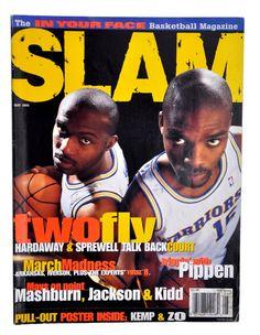 SLAM Magazine Issue 5