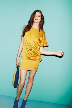 Yellow fever, Patrizia Pepe summer collection