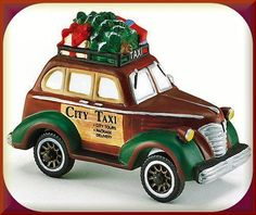City Taxi, Christmas in the City (#0287)