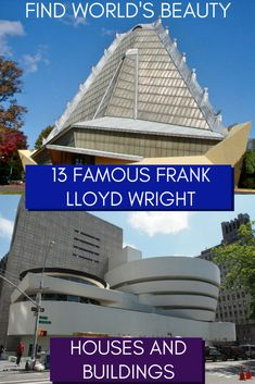 13 famous Frank Lloyd Wright buildings for architecture buffs and design lovers - Find World's Beauty