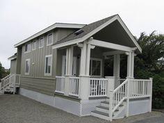 Park Model Home with loft.