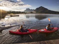 Banff Adventures - Canoe & Kayak Rentals & Tours