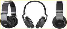 Casque sans fil puissant #AKG #K845BT #casque #bluetooth